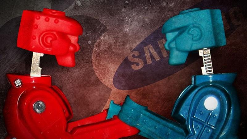 Apple đang giúp Samsung