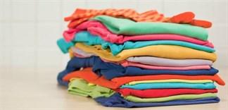 Khử mùi hôi quần áo nhanh chóng không cần giặt