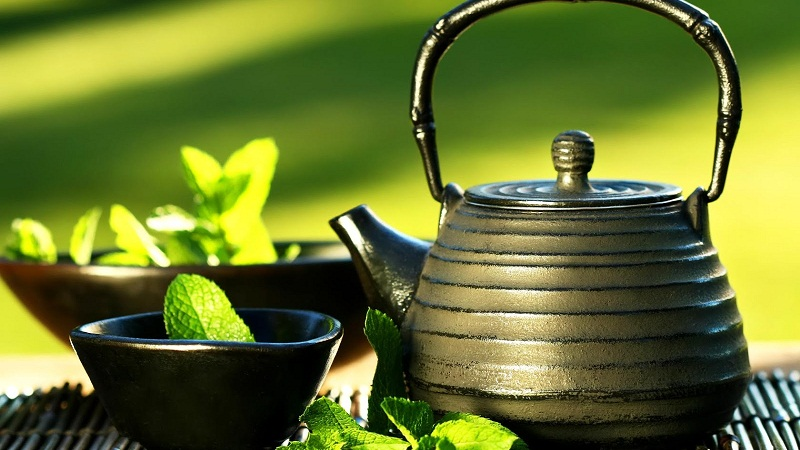 Cách pha trà xanh đúng cách