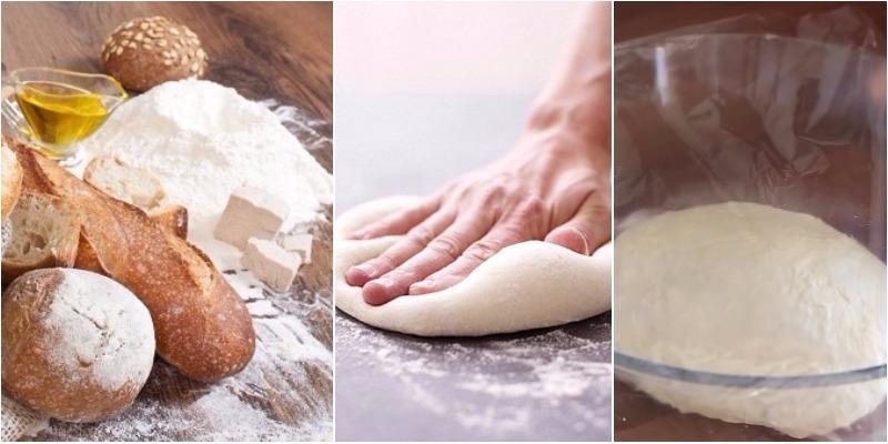 Cách nướng bánh mì không cần lò