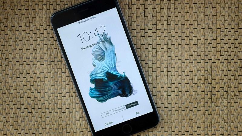 Cách Làm ảnh Nền động Cực đẹp Cho IPhone