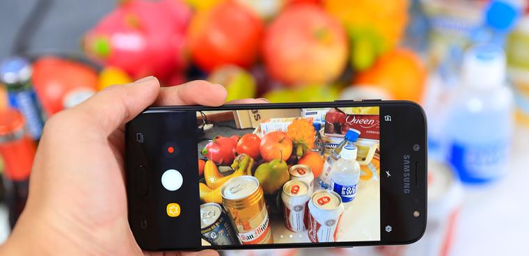 đánh Giá Camera Samsung J7 Pro Khẩu độ F17 Chụp ảnh đẹp Không