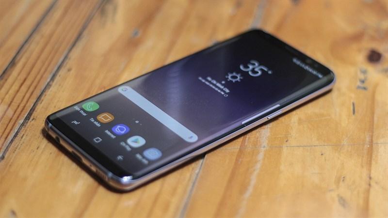 Sếp Samsung khẳng định Galaxy S8 đạt doanh thu cao hơn 15% so với S7 - ảnh 1
