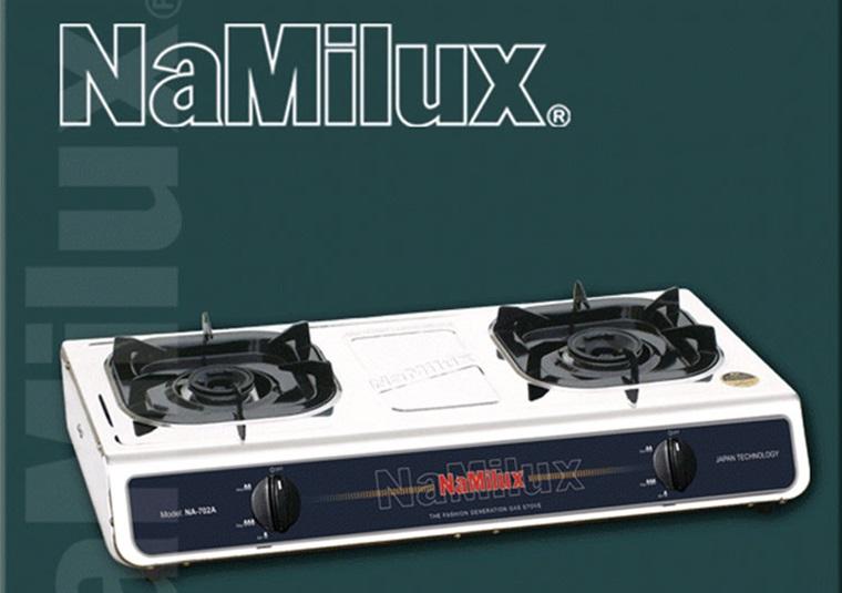Bếp gas NaMilux xuất xứ từ đâu?