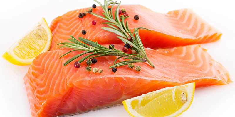 Giá trị dinh dưỡng của cá hồi
