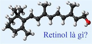 Vitamin A (Retinol)là gì? Vai trò và nguồn cung cấp vitamin A cho cơ thể