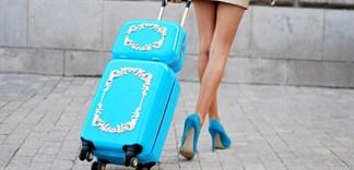 Cách giặt vali chuẩn bị đi du lịch trong 4 bước