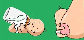 So sánh sữa mẹ và sữa công thức cho bé