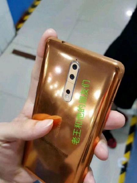 Cách đây không lâu, chúng ta đã nhìn thấy hình ảnh về phiên bản màu xanh  dương đẹp mắt và phiên bản màu bạc bóng loáng của Nokia 8 từ chuyên gia ...