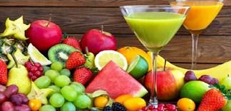 Những loại nước ép trái cây giúp giảm cân siêu hiệu quả