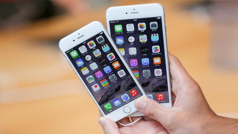 So sánh iPhone 6S và 6S Plus
