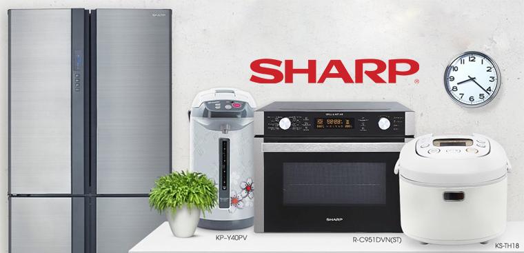 Thương hiệu SHARP của nước nào? Có những sản phẩm nào nổi bật?