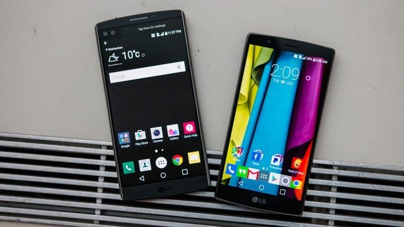 LG V10 và G4 chính thức được cập nhật Android 7.0 Nougat