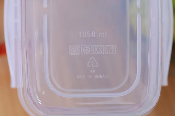 Giải mã ý nghĩa các ký hiệu thường gặp trên đồ nhựa