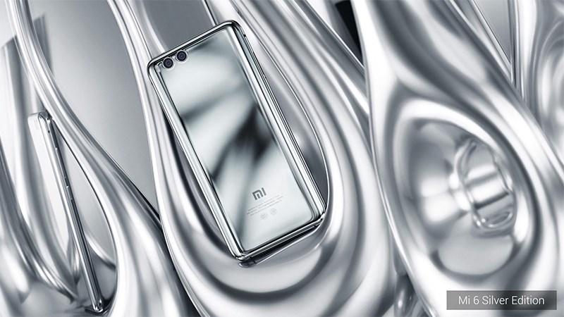Xiaomi Mi 6 Sliver Edition