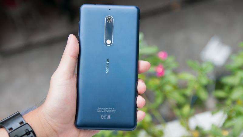 So sánh Nokia 5 và Xperia L1