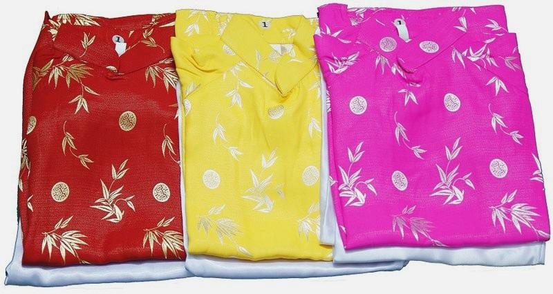 heramo.com - Giặt áo dài đúng cách