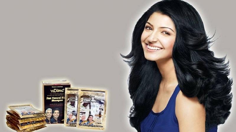 Dầu gội làm đen tóc an toàn cho da đầu và sức khỏe người dùng