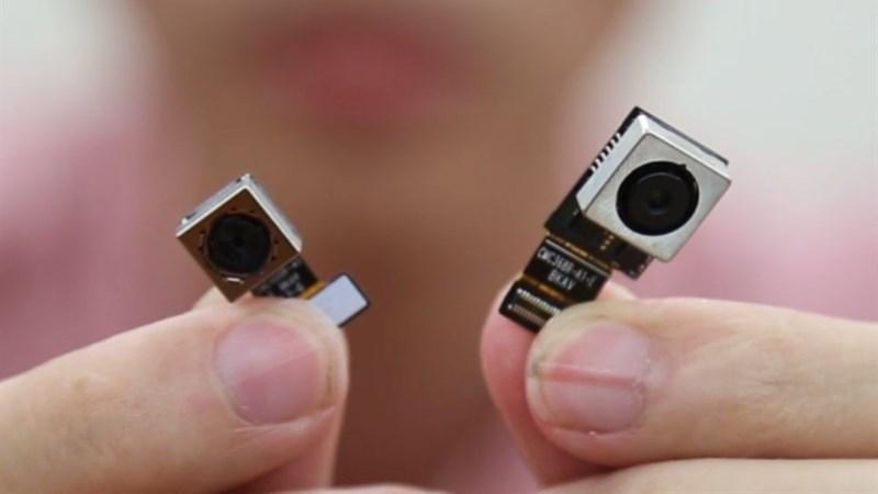 Camera chính của Bphone 2 được trang bị chống rung quang học OIS