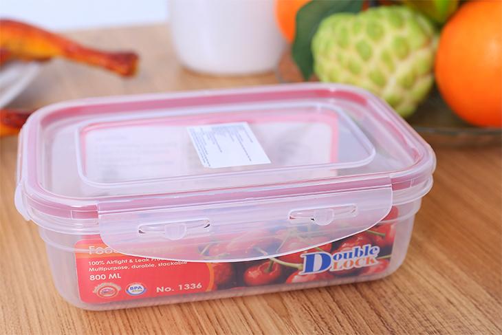 Cách sử dụng hộp nhựa an toàn