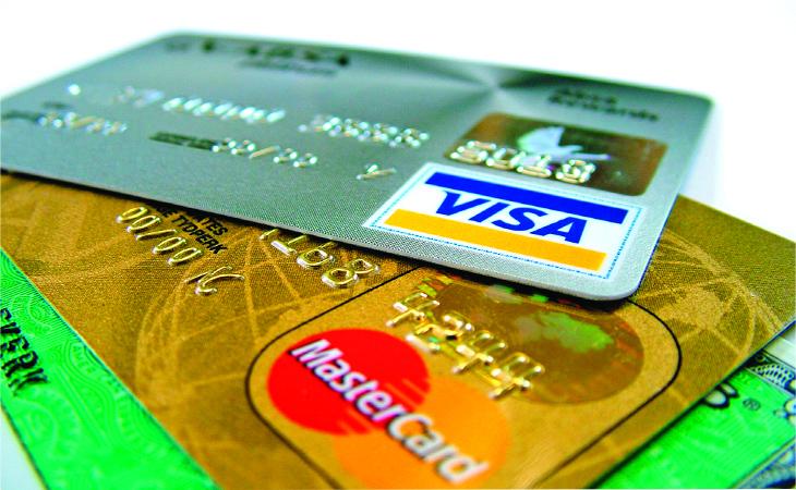Visa và MasterCard chỉ thuộc hai mạng lưới thanh toán khác nhau