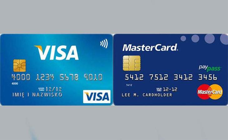 Thẻ mastercard khác gì so với thẻ VISA