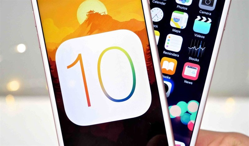 87% thiết bị chạy iOS đã được cập nhật lên iOS 10