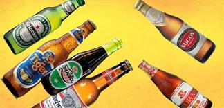 Những loại bia ngon được người dùng ưa chuộng