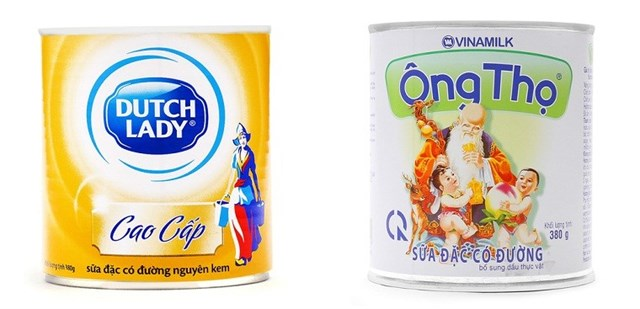 Nên chọn sữa đặc Ông Thọ hay Cô Gái Hà Lan?