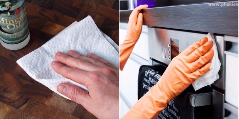 10 công dụng hay ho của khăn giấy bạn chưa biết