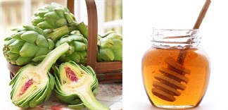 Tìm hiểu công dụng của trà atiso pha mật ong