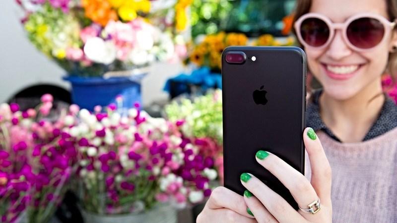 iPhone 7 Plus phiên bản bộ nhớ trong khủng 128GB, 256GB giảm giá tiền triệu