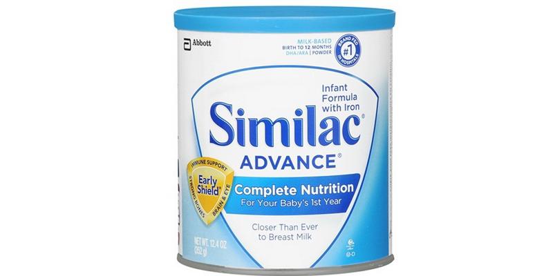 Chọn sữa giống sữa mẹ nhất cho bé tập bù bình-6
