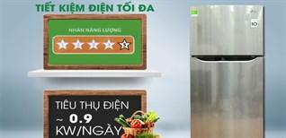 Top 5 tủ lạnh LG giá rẻ bán chạy nhất tháng 07/2017