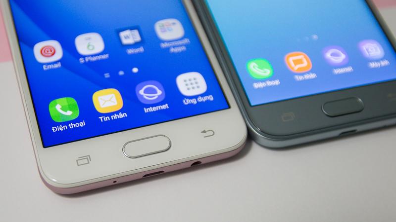 So sánh Galaxy J3 Pro và Galaxy J5 Prime: Thật khó để lựa chọn! - ảnh 4