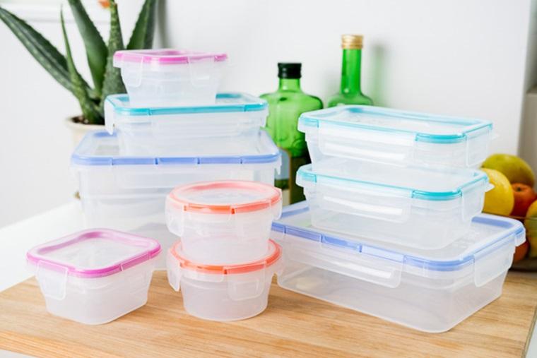Cách bảo quản đồ dùng bằng nhựa