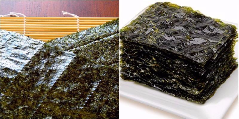 Cách làm snack rong biển giòn nhai rôm rốp