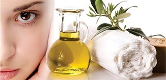 Công dụng dưỡng da của dầu ô liu