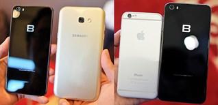 Đọ dáng Bphone 2017 cùng Samsung A7 2017 và iPhone 6: cao cấp đối đầu