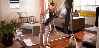 Bàn ủi hơi nước đứng là gì? Lợi ích khi sử dụng bàn ủi hơi nước đứng