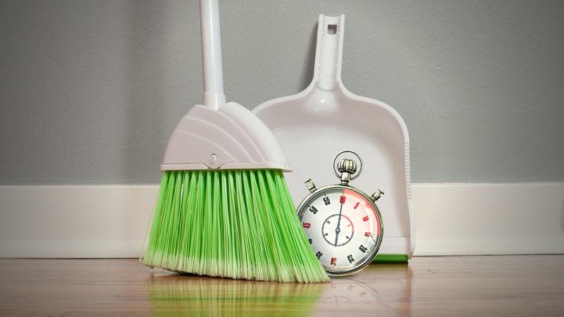 Những nguyên tắc vệ sinh nhà cửa cần nhớ