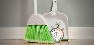 Lên lịch vệ sinh nhà cửa cực tiện lợi cho mọi người nội trợ