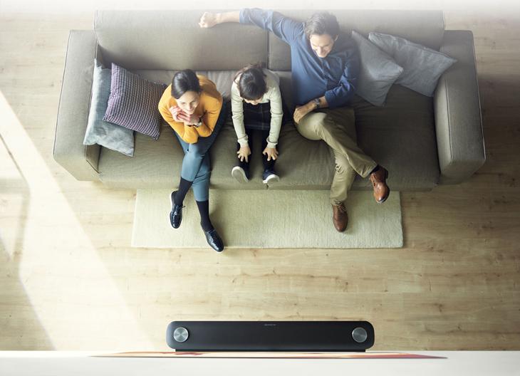 5 chiếc tivi có thiết kế ấn tượng nhất 2017, đáng mua cho gia đình hiện đại