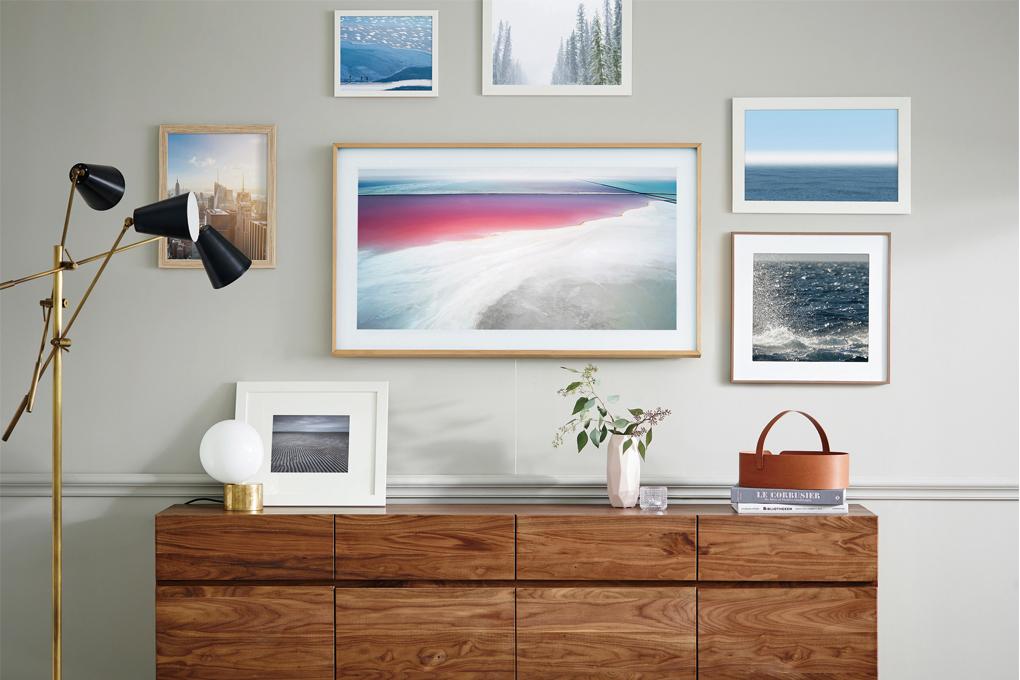 Tivi Khung tranh Samsung The Frame