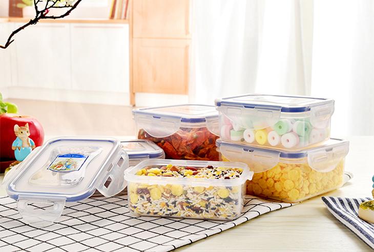 Cách chọn hộp đựng thực phẩm an toàn
