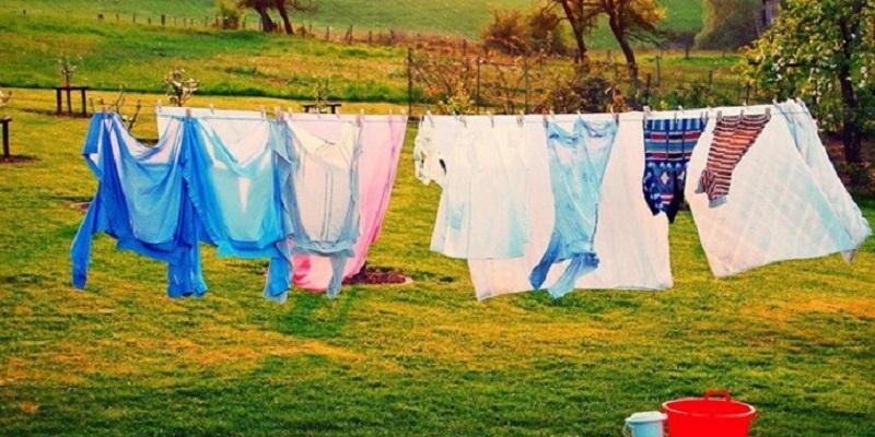 Nên chọn đúng nơi phơi quần áo