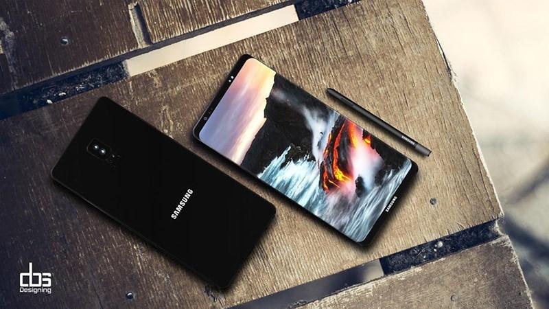 Mời tải về bộ hình nền Galaxy Note 8 tuyệt đẹp - ảnh 1