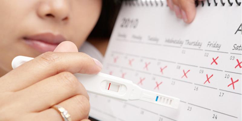 Cần chọn thời điểm thích hợp để dùng que thử thai