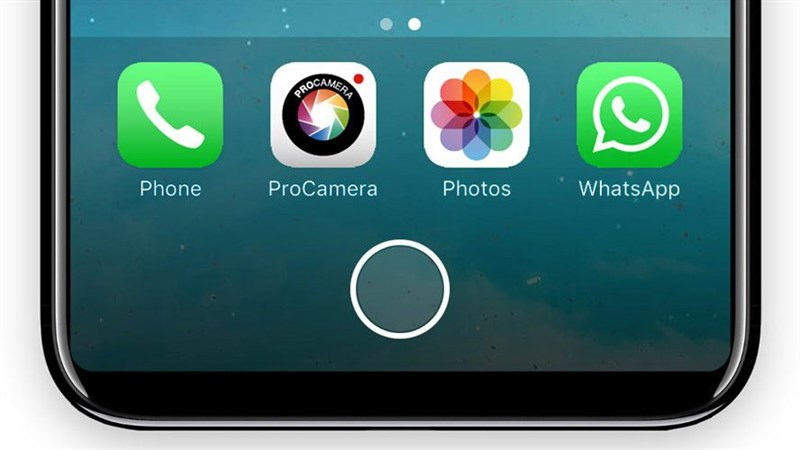 Apple vô tình tiết lộ tính năng của phím Home ảo trên màn hình iPhone 8 - ảnh 1