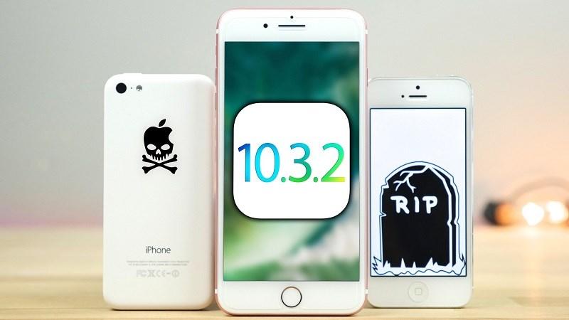 Xin chia buồn cùng iFan, Apple đã chính thức khóa sign iOS 10.3.2 - ảnh 1
